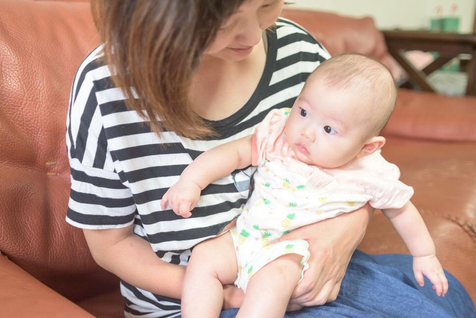 産後のリラクゼーションケア