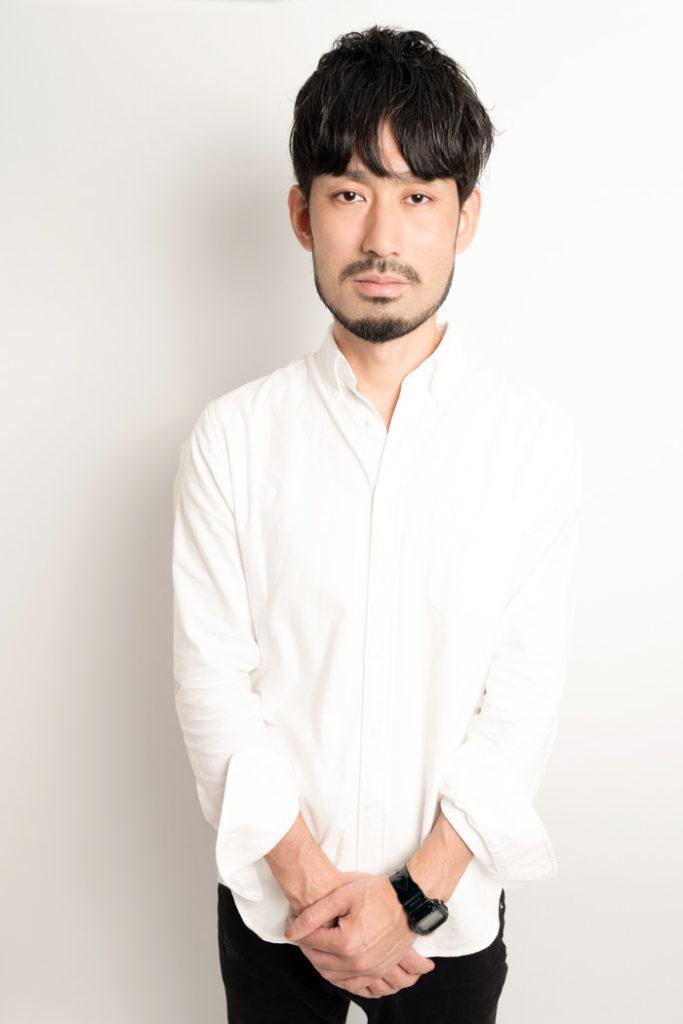 福祉理美容師 秋山 哲也の写真
