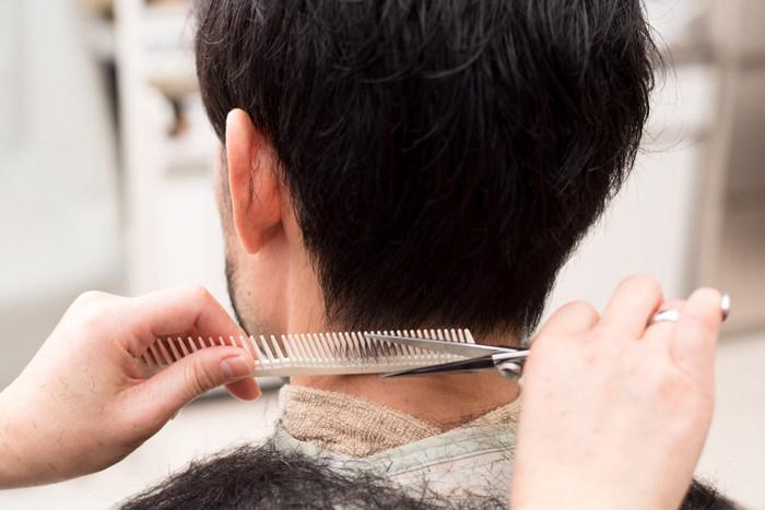 理容免許を取得予定の福祉理美容師